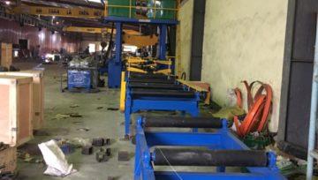 Nhà máy mới, dây truyền sản xuất mới